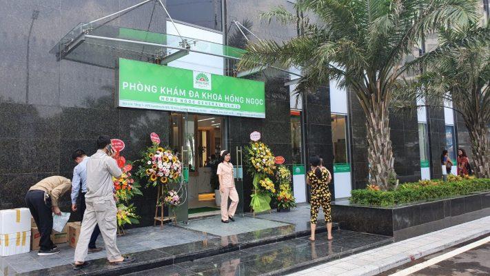 Bệnh viện Hồng Ngọc HPC Landmark 105
