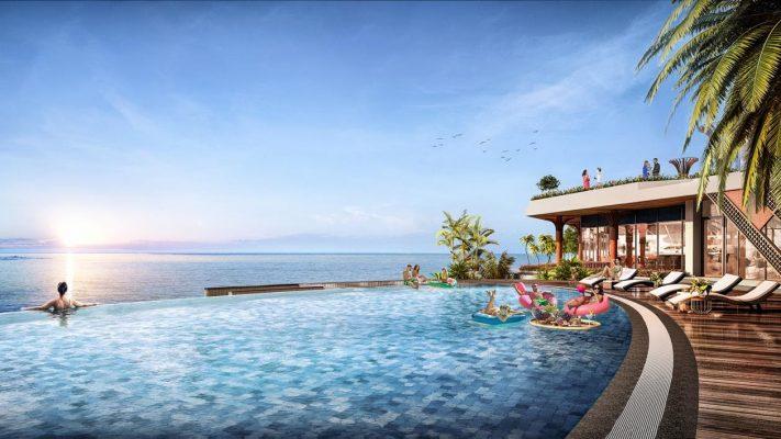Bể bơi vô cực Seahara