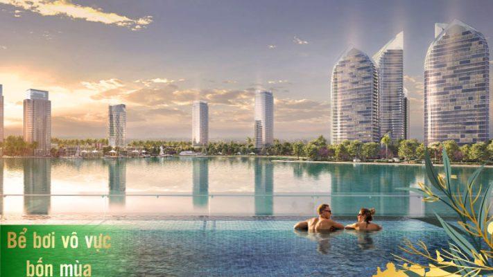 Bể bơi vô cực TMS Homes Wonder World