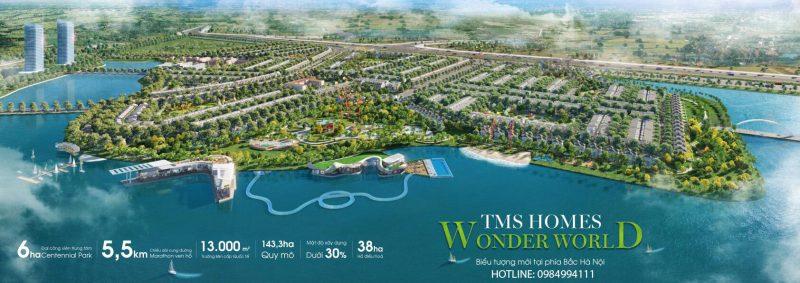 Tổng quan TMS Homes Wonder World